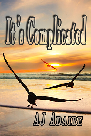 It's Complicated - AJ Adaire