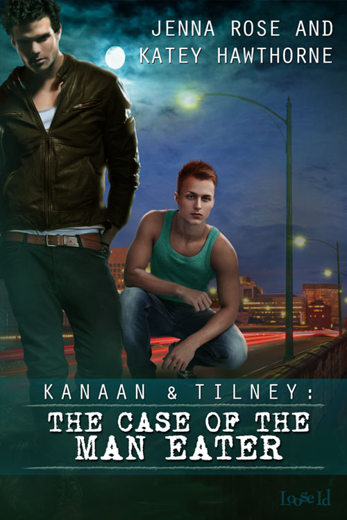 Book Cover: Kanaan & Tilney: The Case of the Man Eater