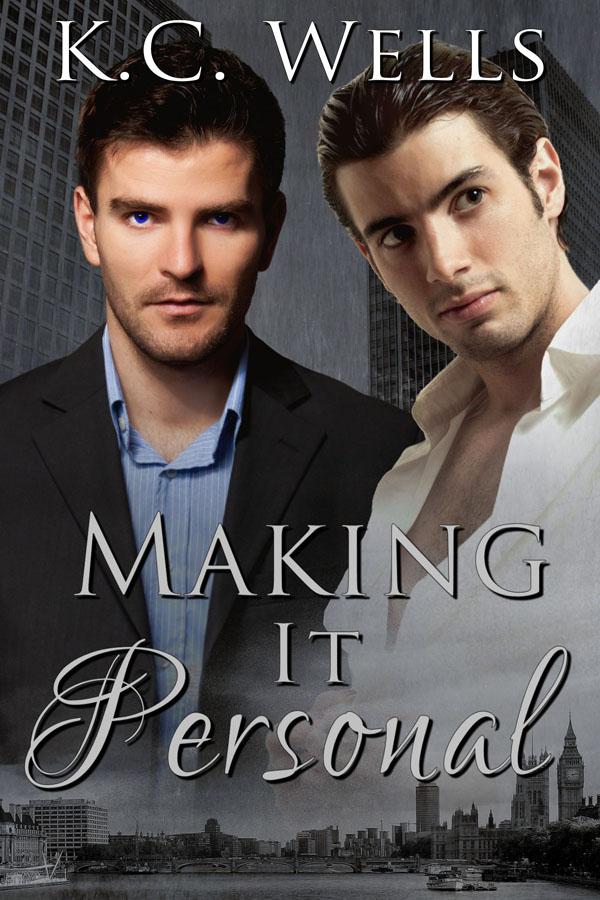 Making It Personal - K.C. Wells