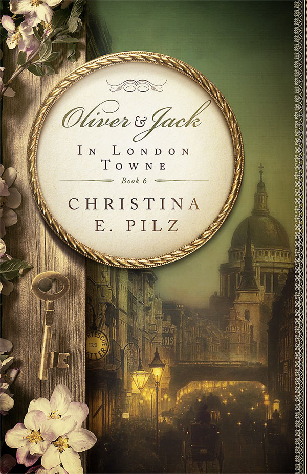 In London Towne - Christina Pilz - Oliver & Jack