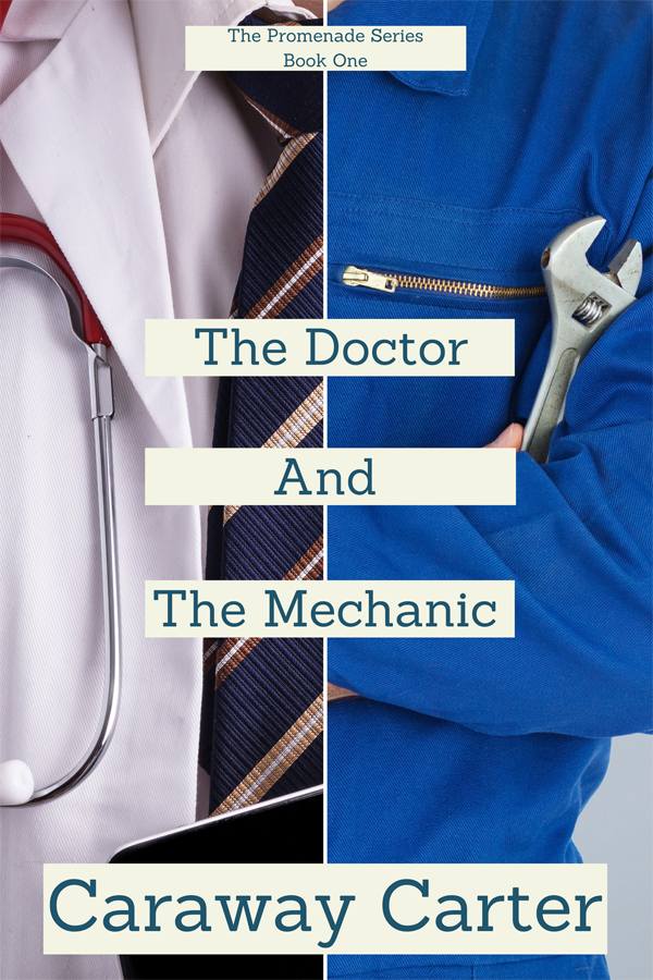 The Doctor & The Mechanic - Caraway Carter - Promenade Series