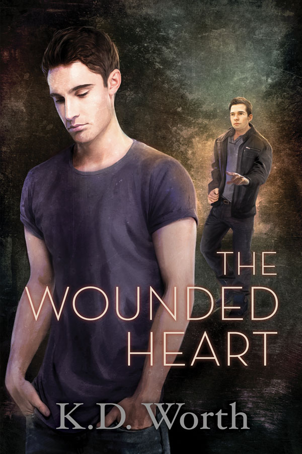 The Wounded Heart - K.D. Worth
