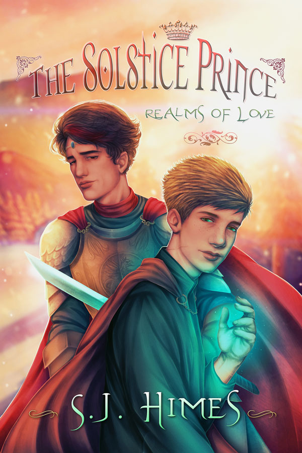 The Solstice Prince - S.J. Himes - Realms of Love