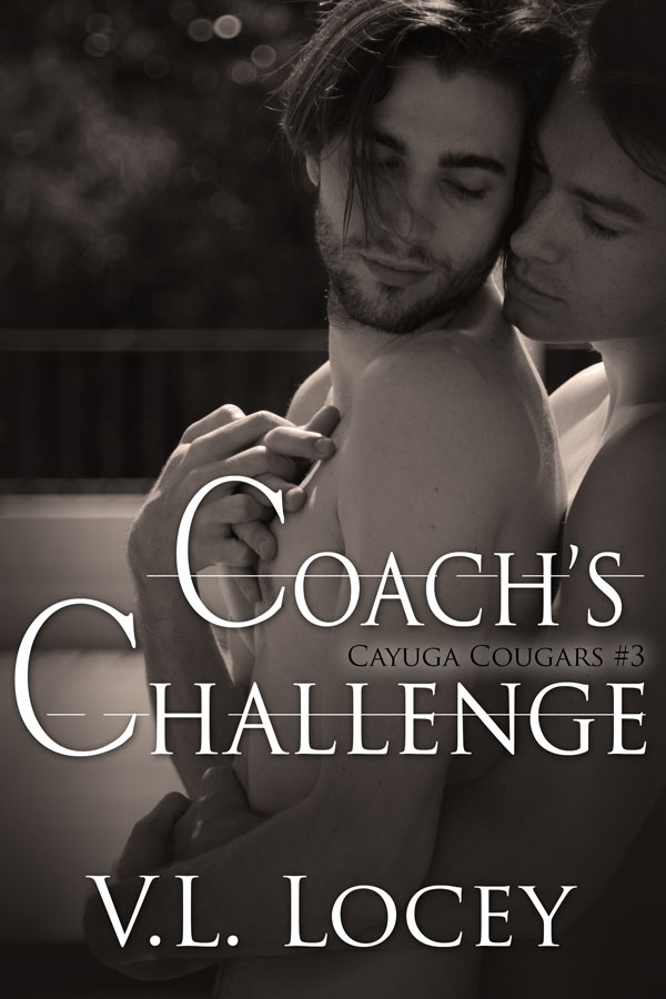 Book Cover: Coach's Challenge (Cayuga Cougars #3)