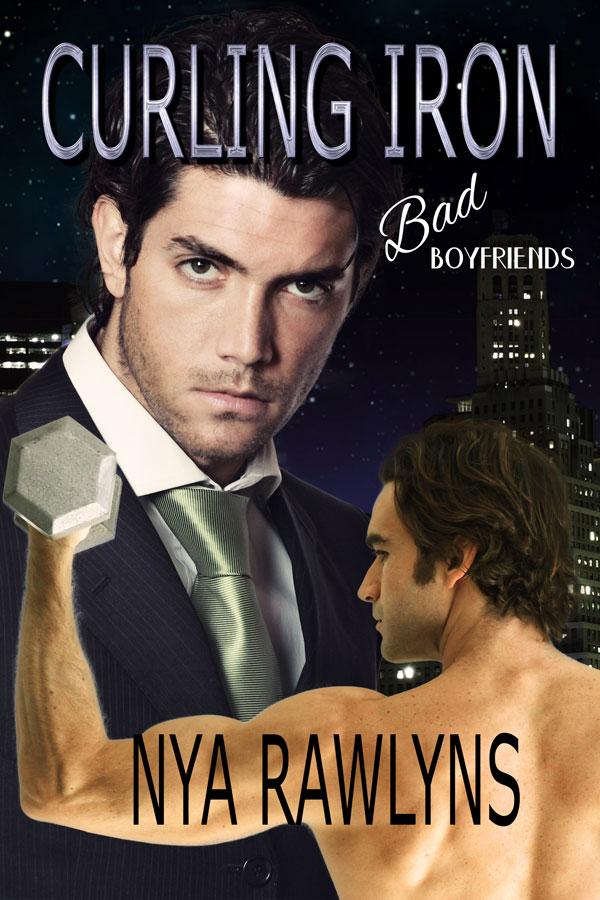 Book Cover: CURLING IRON (Bad Boyfriends, Book 1)