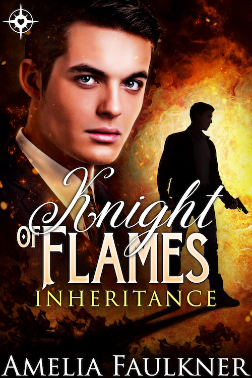 Knight of Flames - Amelia Faulkner