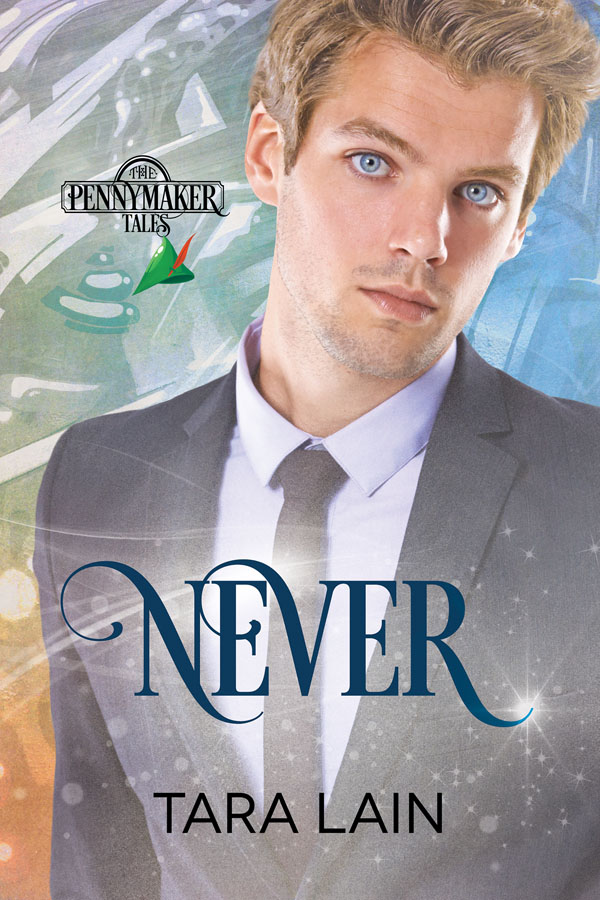 Book Cover: Never
