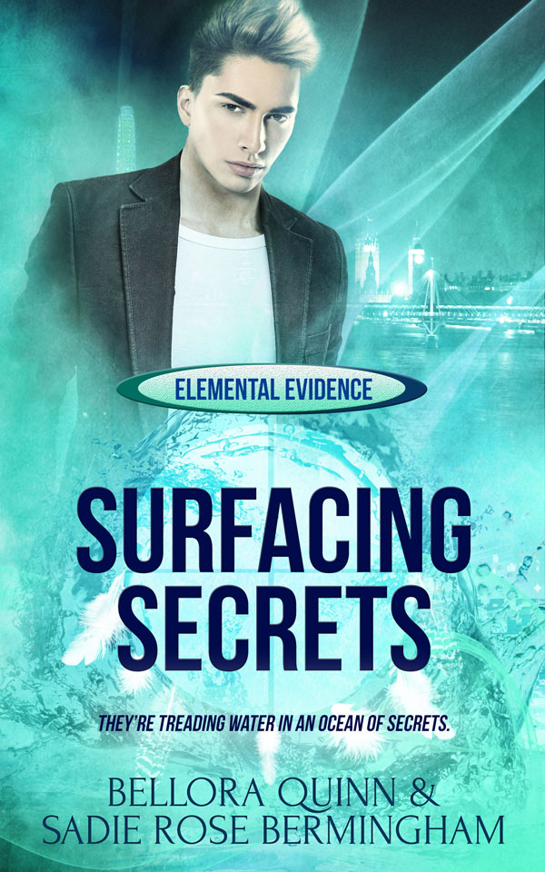 Surfacing Secrets - Bellora Quinn, Sadie Rose Bermingham