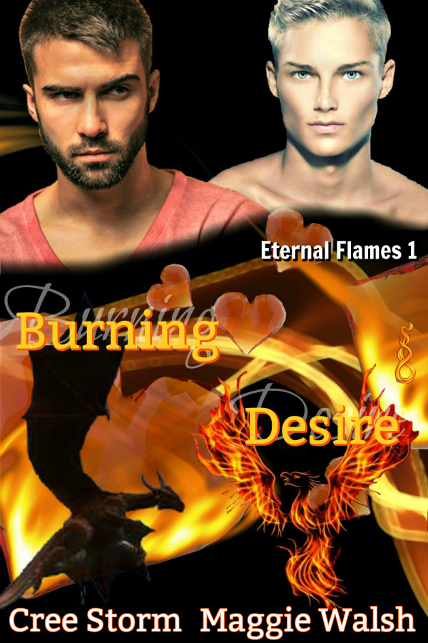 Burning Desire - Cree Storm & Maggie Walsh - Eternal Flames