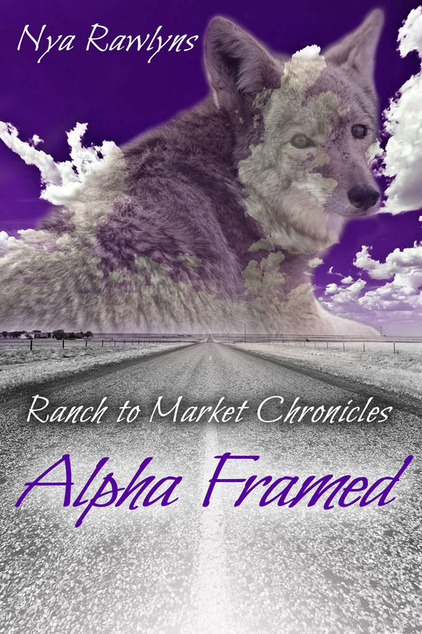 Alpha Framed - Nya Rawlyns - Ranch to Market Chronicles