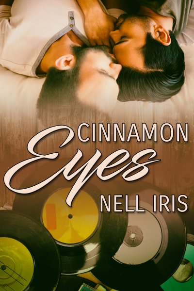 Book Cover: Cinnamon Eyes