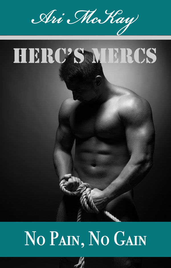 No Pain, No Gain - Ari McKay - Herc's Mercs