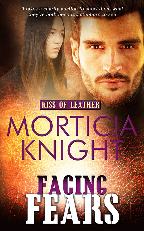 Facing Fears - Morticia Knight - Kiss of Leather