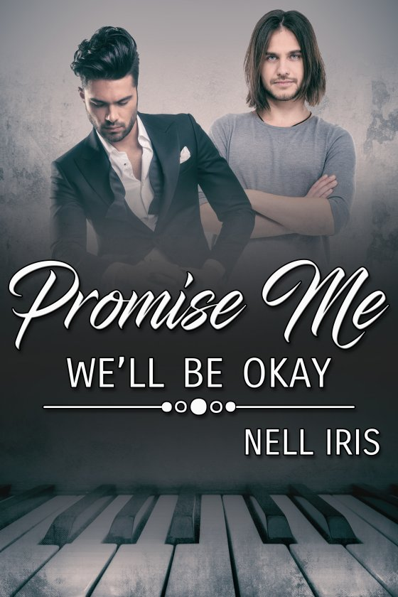 Book Cover: Promise Me We'll Be Okay