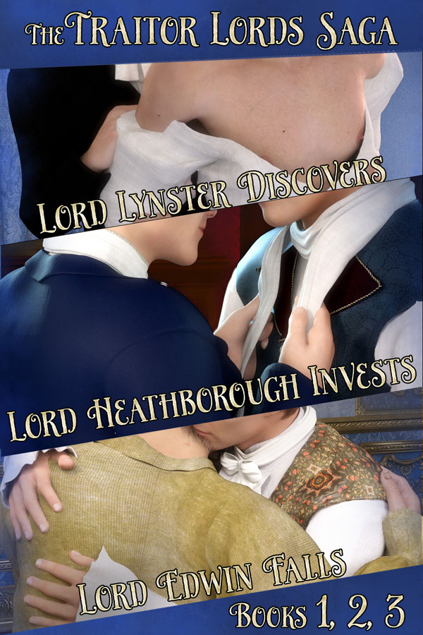 The Traitor Lords Saga Bundle - Adella J. Harris