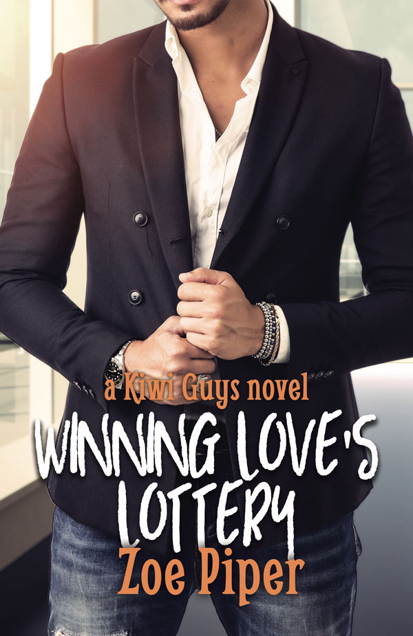 Winning Love's Lottery - Zoe Piper - Kiwi Guys