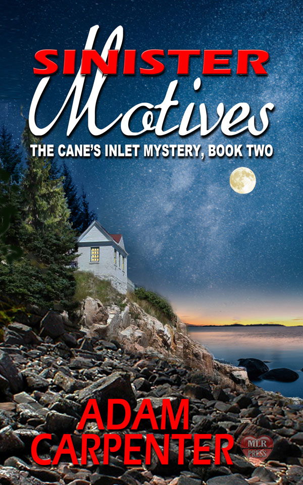 Sinister Motives - Adam Carpenter - Cane's Inlet Mystery