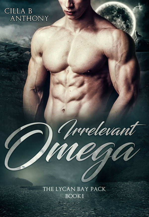 Irrelevant Omega - Cilla B. Anthony - Lycan Bay Pack