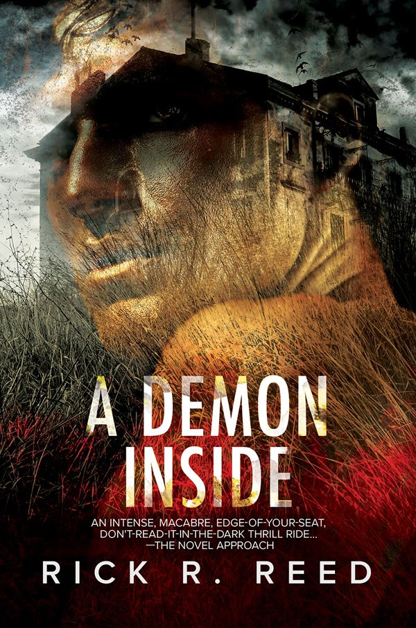 Book Cover: A Demon Inside