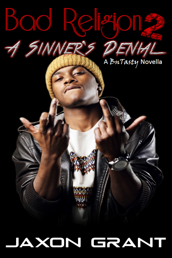 Bad Religion2 A Sinner's Denial - Jaxon Grant - BuTasty
