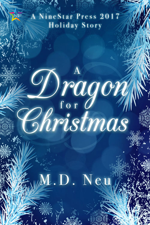 A Dragon for Christmas - M.D. Neu