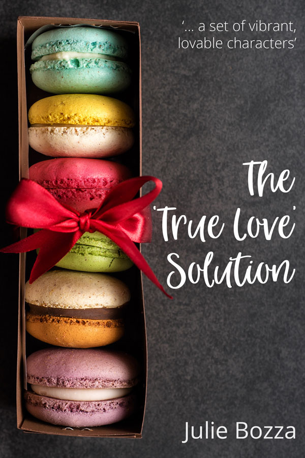 The True Love Solution - Julie Bozza