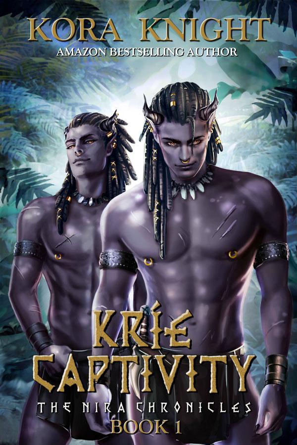 Krie Captivity - Kora Knight - Nira Chronicles