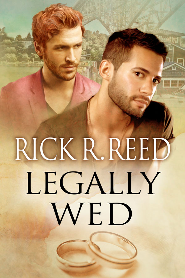 Legally Wed - Rick R. Weed