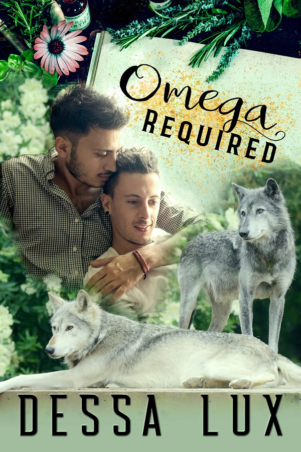 Omega Required - Dessa Lux