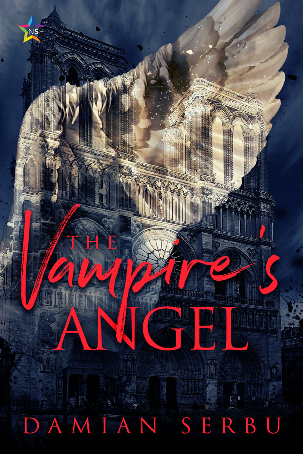 The Vampire's Angel - Damian Serbu