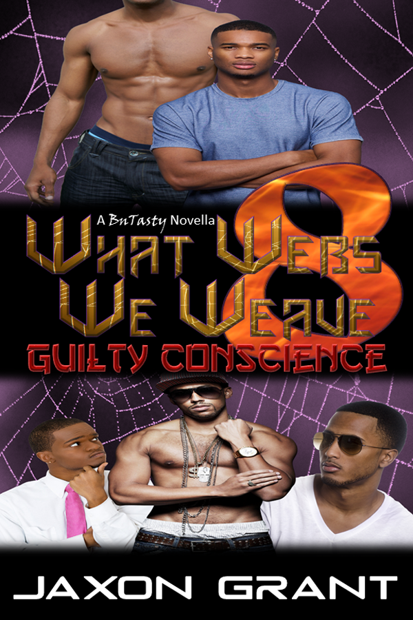 Guilty Conscience - Jaxon Grant - What Webs We Weave