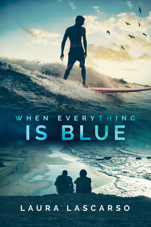 Book Cover: When Everything Is Blue
