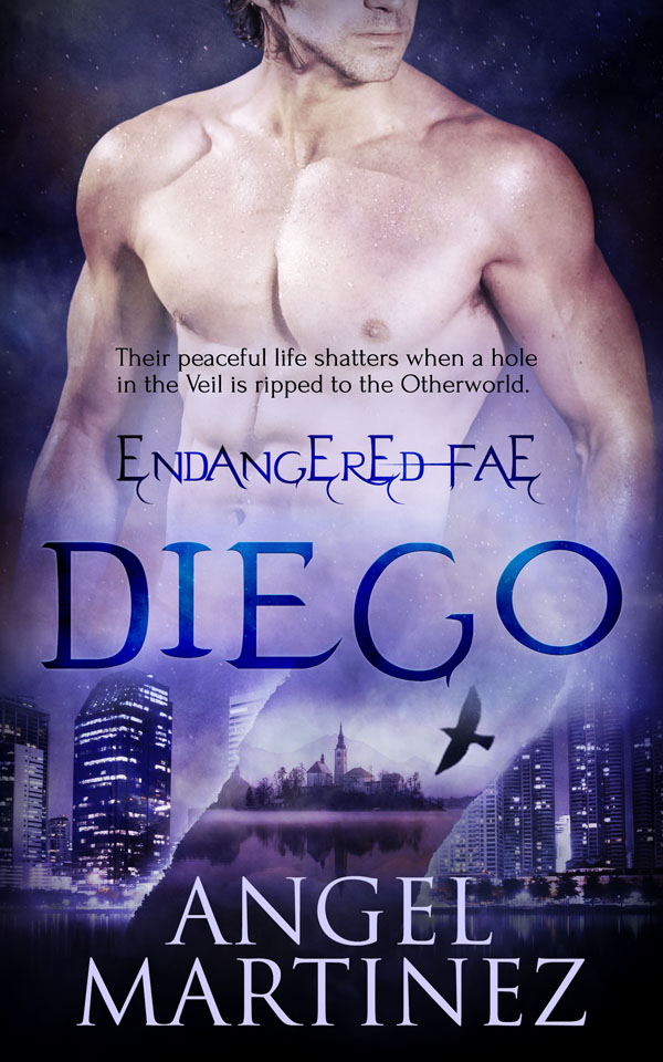 Diego - Angel Martinez - Endangered Fae