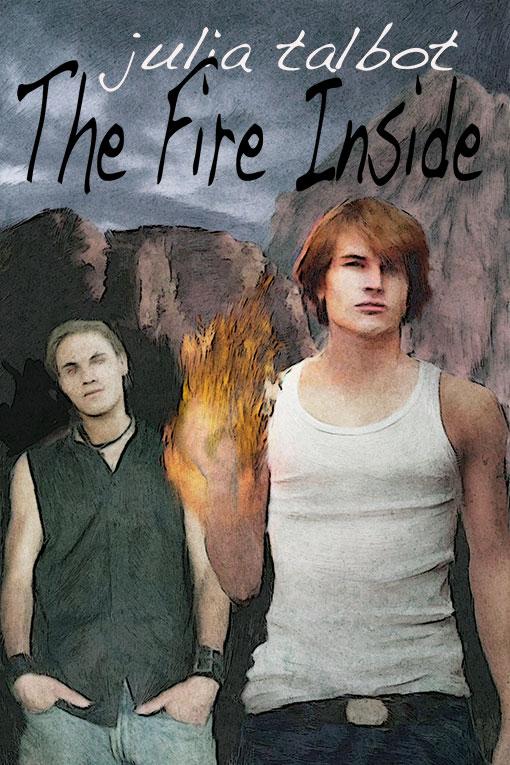 The Fire Inside - Julia Talbot