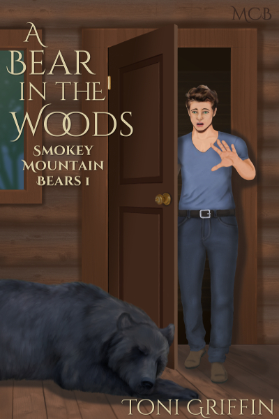 A Bear in the Woods - Toni Griffin - Smokey Mountain Bears