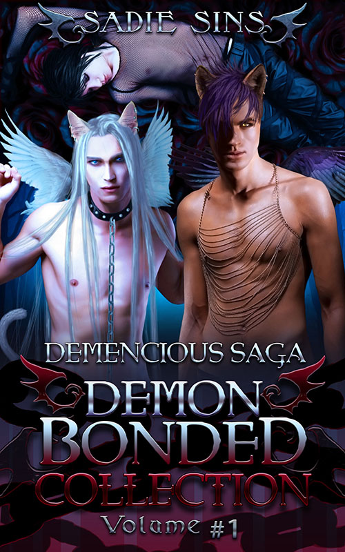 Demon Bonded Collection V1 - Sadie Sins - Demencious Saga