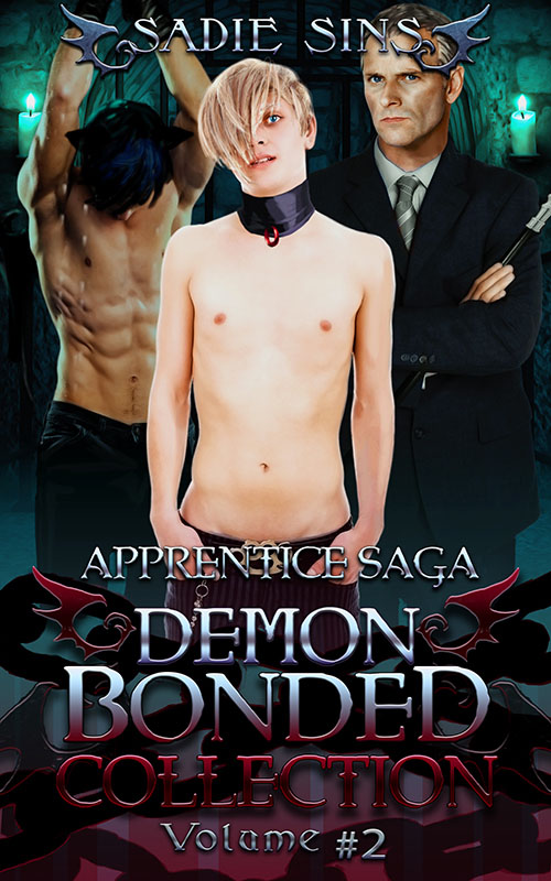 Demon Bonded Collection V2 - Sadie Sins - Apprentice Saga