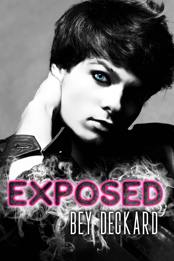 Book Cover: Exposed