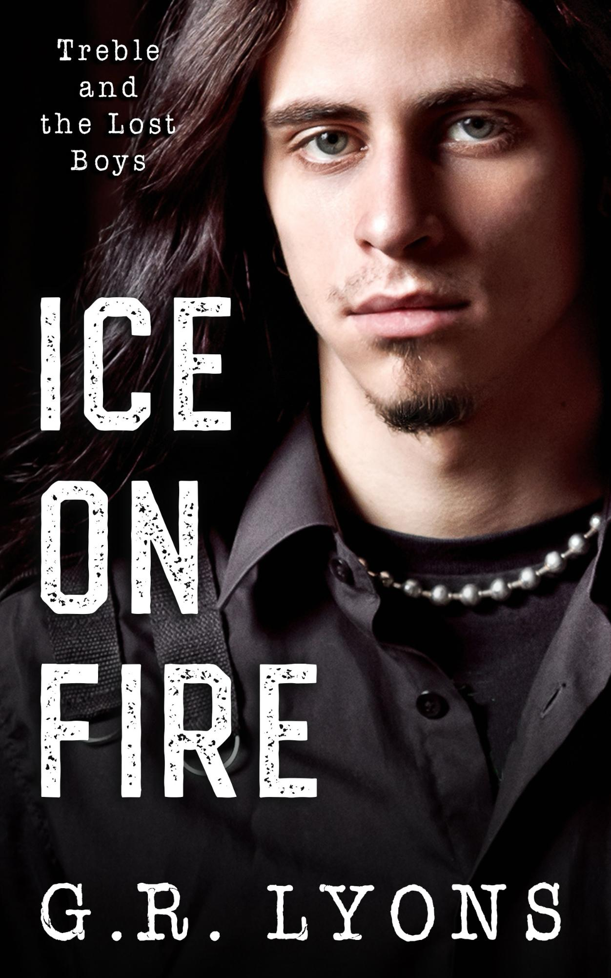 Ice on Fire - G.R. Lyons