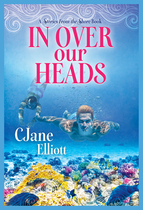 In Over Our Heads - CJane Elliott - Stories From the Shore
