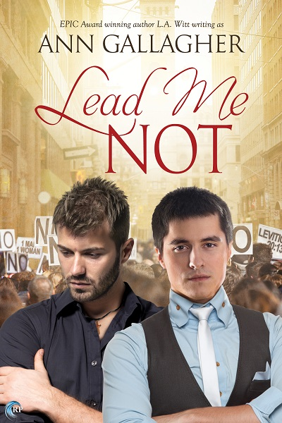 Lead Me Not - Ann Gallagher