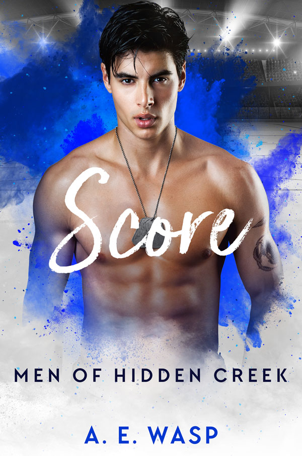 Score - A.E. Wasp - Men of Hidden Creek