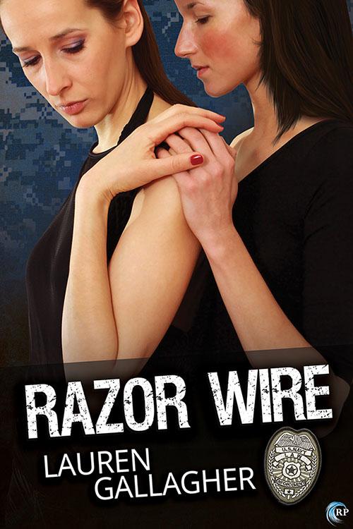 Razor Wire - Lauren Gallagher
