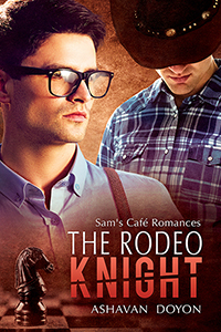 The Rodeo Knight - Ashavan Doyon - Sam's Cafe