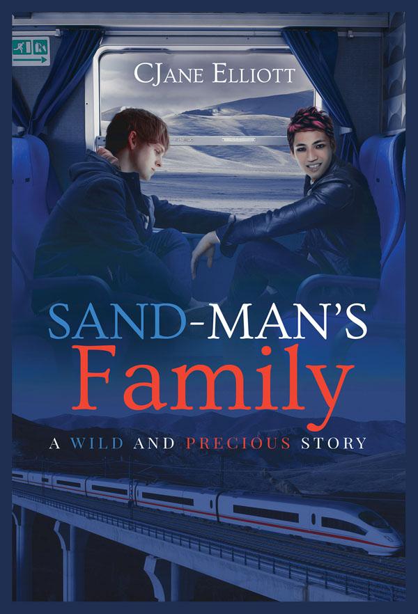 Sand Man's Family - CJane Elliott