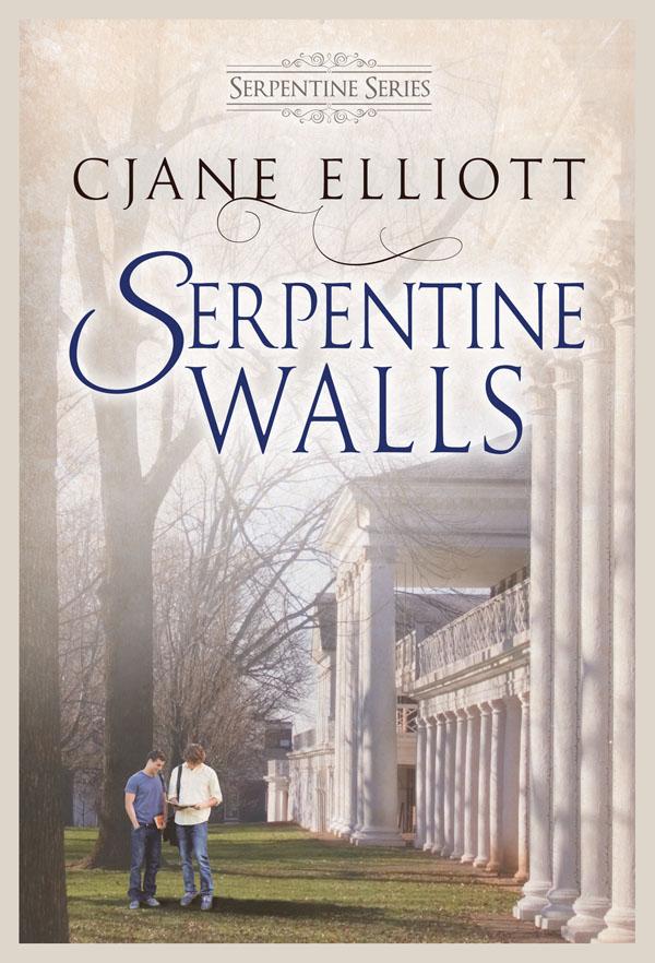 Serpentine Walls - CJane Elliott - Serpentine Series