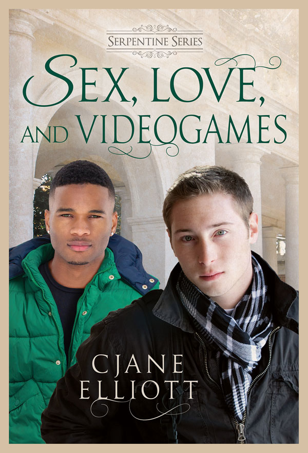 Book Cover: Sex, Love, and Videogames