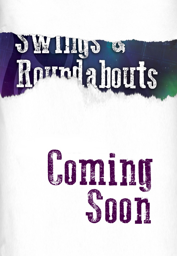 Swings and Roundabouts Coming Soon - Jackie Keswick