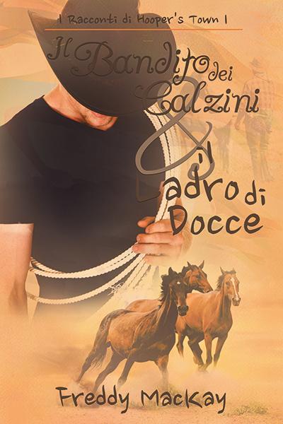 Book Cover: Il bandito dei Calzini & il Ladro di Docce