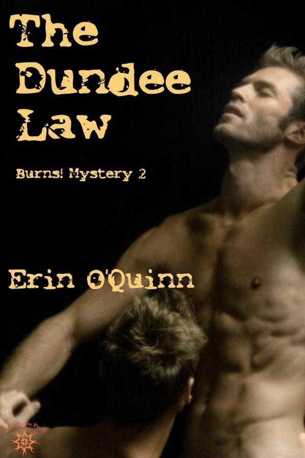 The Dundee Law - Erin O'Quinn - Burns Mystery